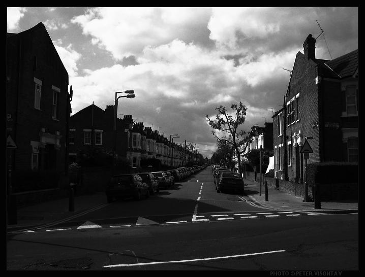 Улица Лондона, возле площади Гриммо Englan10