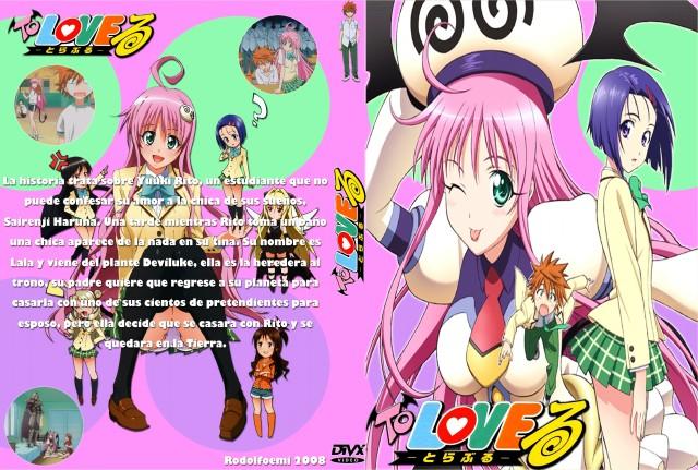 [MU]To Love Ru 26/26 +  6 OVAS HD ligero!!! Tolove10