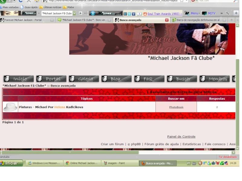 Barra de navegação defeituosa em alguns navegadores Imagem15