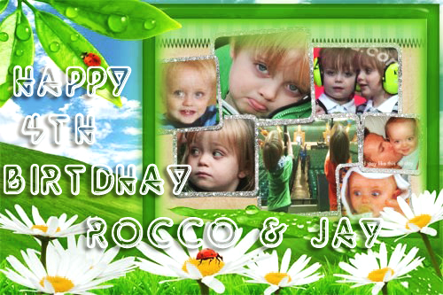 HAPPY BIRTHDAY ROCCO & JAY 4thbir10