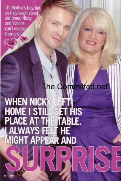 SUNDAY WORLD MAGAZINE MOTHER'S DAY SPECIAL 2010 Normal19