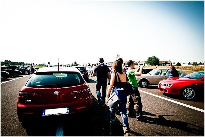 IL RADUNO DEI RADUNI DI QUATTRORUOTE 2011: FOTO E RACCONTI DI UN EVENTO INCREDIBILE. - Pagina 2 Cdg10413