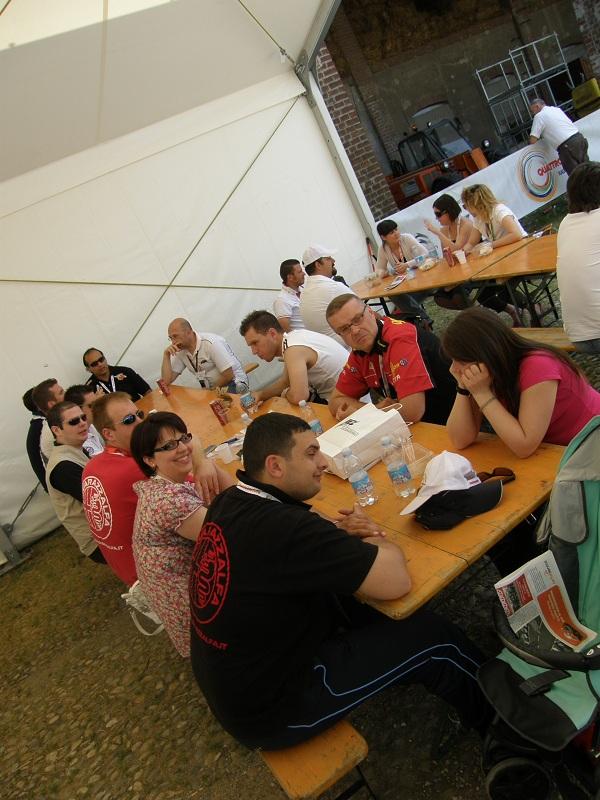 IL RADUNO DEI RADUNI DI QUATTRORUOTE 2011: FOTO E RACCONTI DI UN EVENTO INCREDIBILE. - Pagina 2 Raduno24