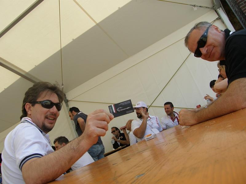 IL RADUNO DEI RADUNI DI QUATTRORUOTE 2011: FOTO E RACCONTI DI UN EVENTO INCREDIBILE. - Pagina 2 Raduno26