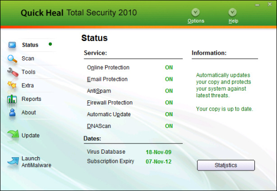 Quick Heal Total Security 2010 [On Request] 23767210