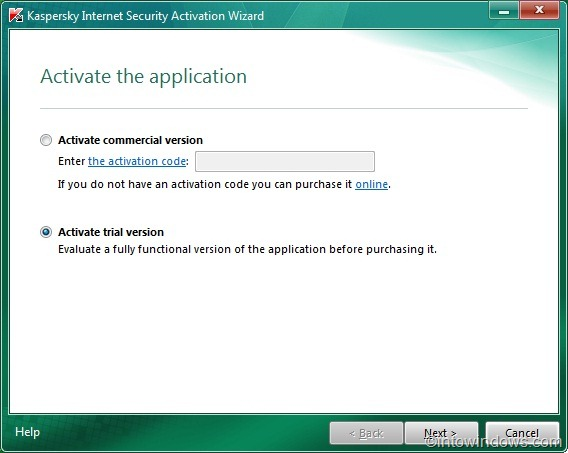 How To Activate Kaspersky Internet Security 2011 Offline With Key File Activa12