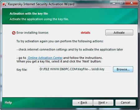 Tutorial How to Apply Kaspersky 2010 Key File Kasper14