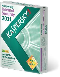 Kaspersky Internet Security 2011 Kis20111