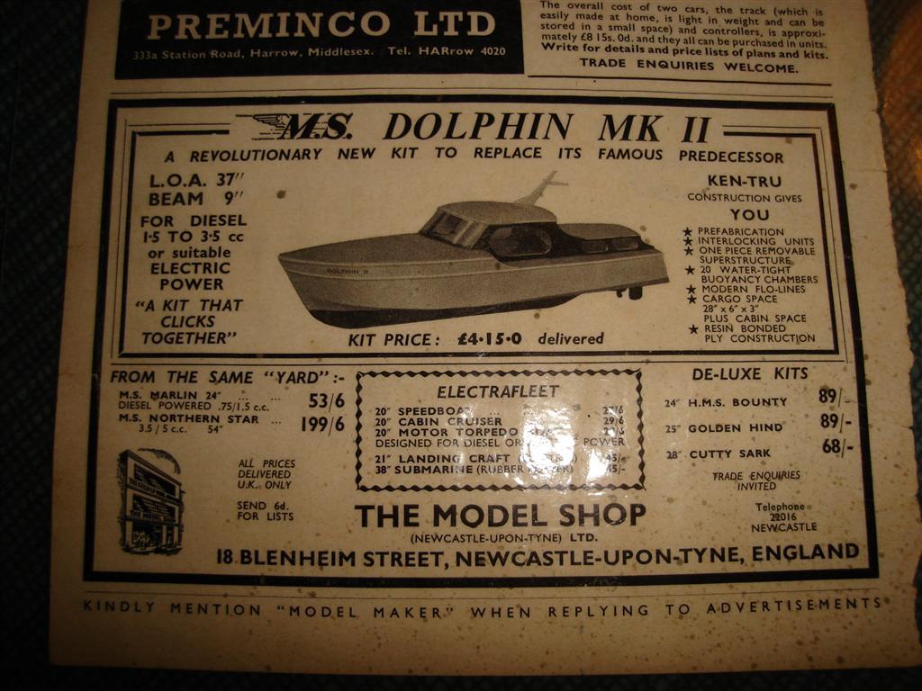 M.S Dolphin Mk2 Dsc01110