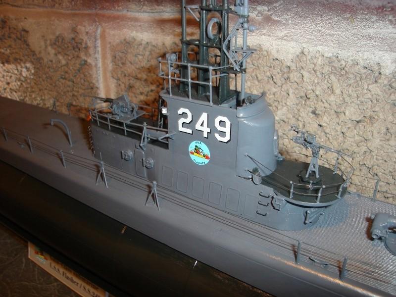 Revels 1:72 Gato Class Submarine U.S.S Flasher Dsc01313