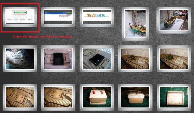 Uploading Photos Using Photo Bucket. P510