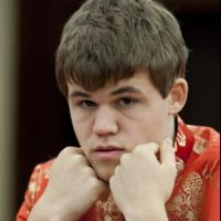 Carlsen Strikes First In Nanjing 3221110