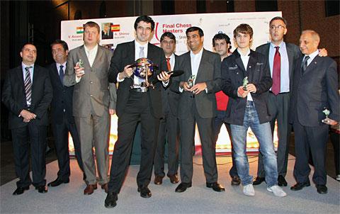 Kramnik Wins Bilbao 2010 Bilbao12