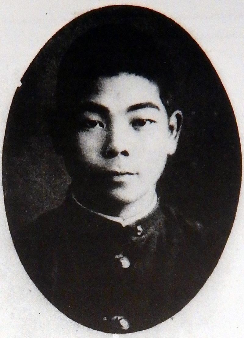 [Biographie] Takashige EGUSA 01010