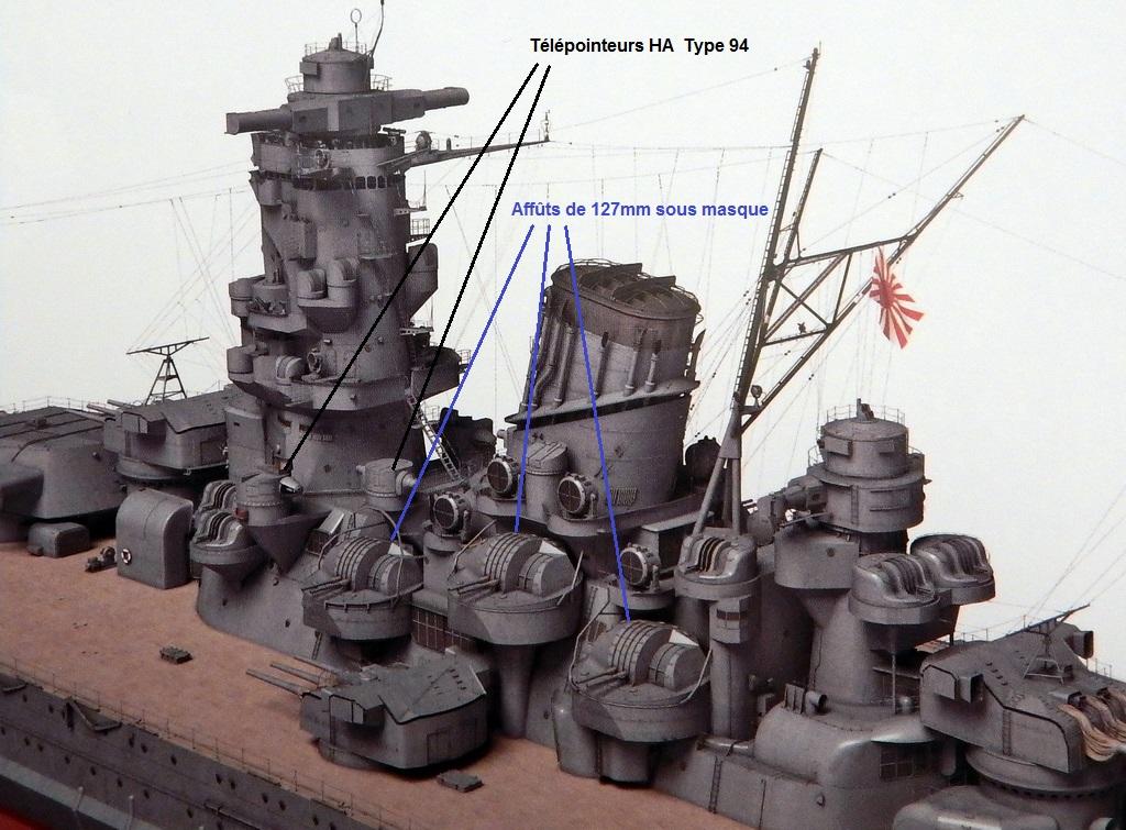 IJN Yamato en détails - Page 4 0111