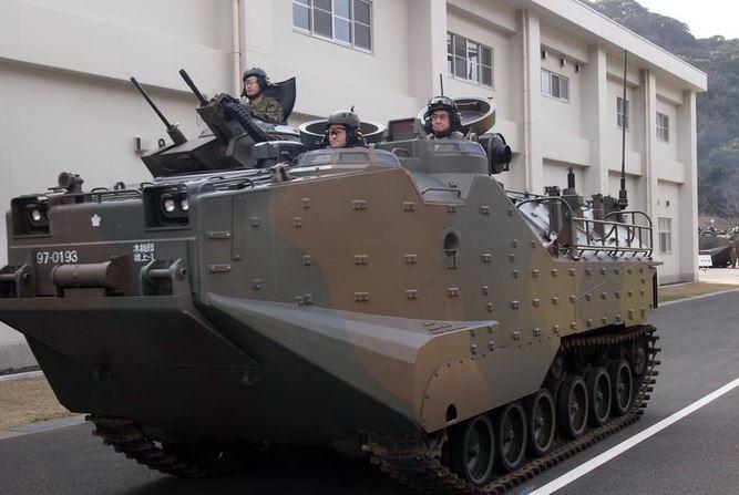 [interarmées] La force amphibie japonaise - Page 2 Aa7v11