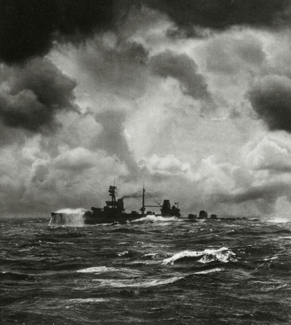 ROYAL NAVY CUIRASSE HMS ERIN  Aginco11