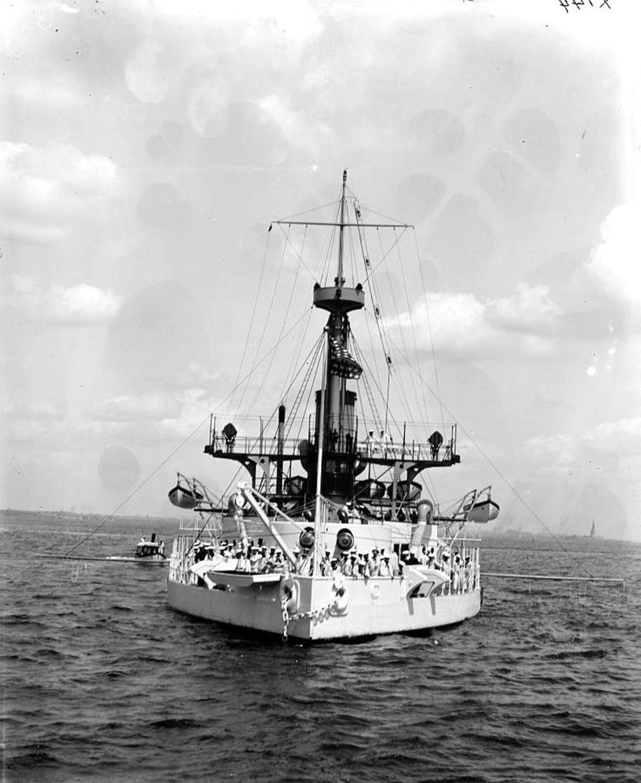 USS Amphitrite (1874-1952) Amphit11