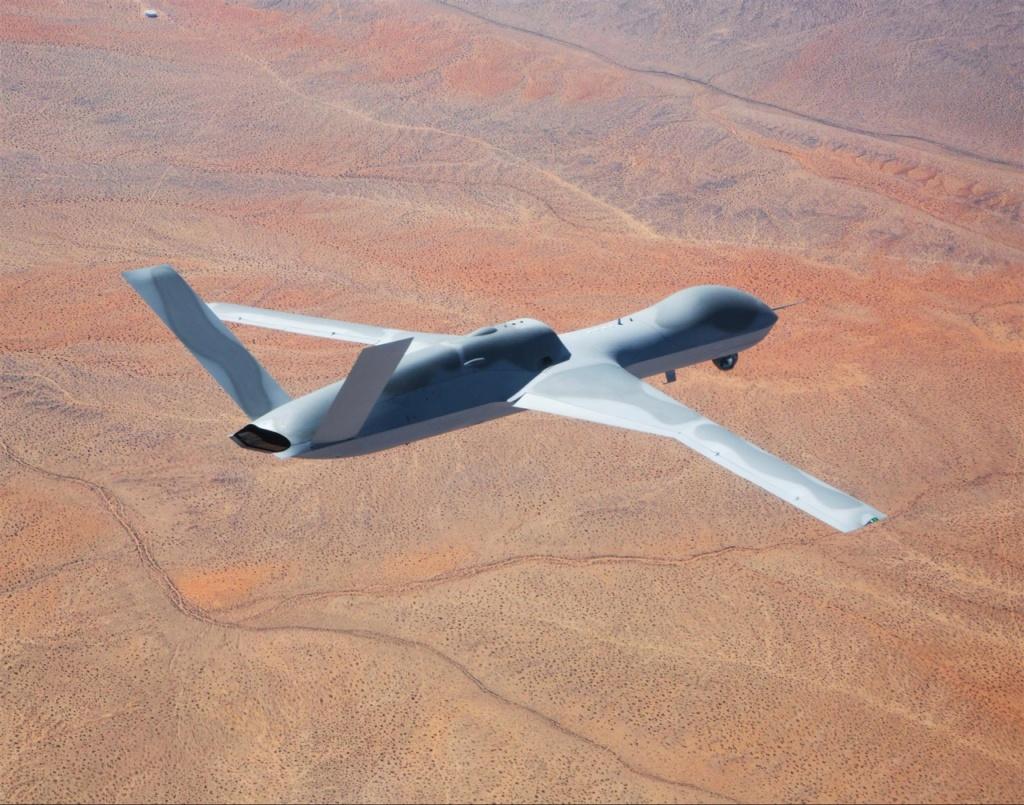 [Aviation maritime] UAV MQ-1 Avenger Avenge10