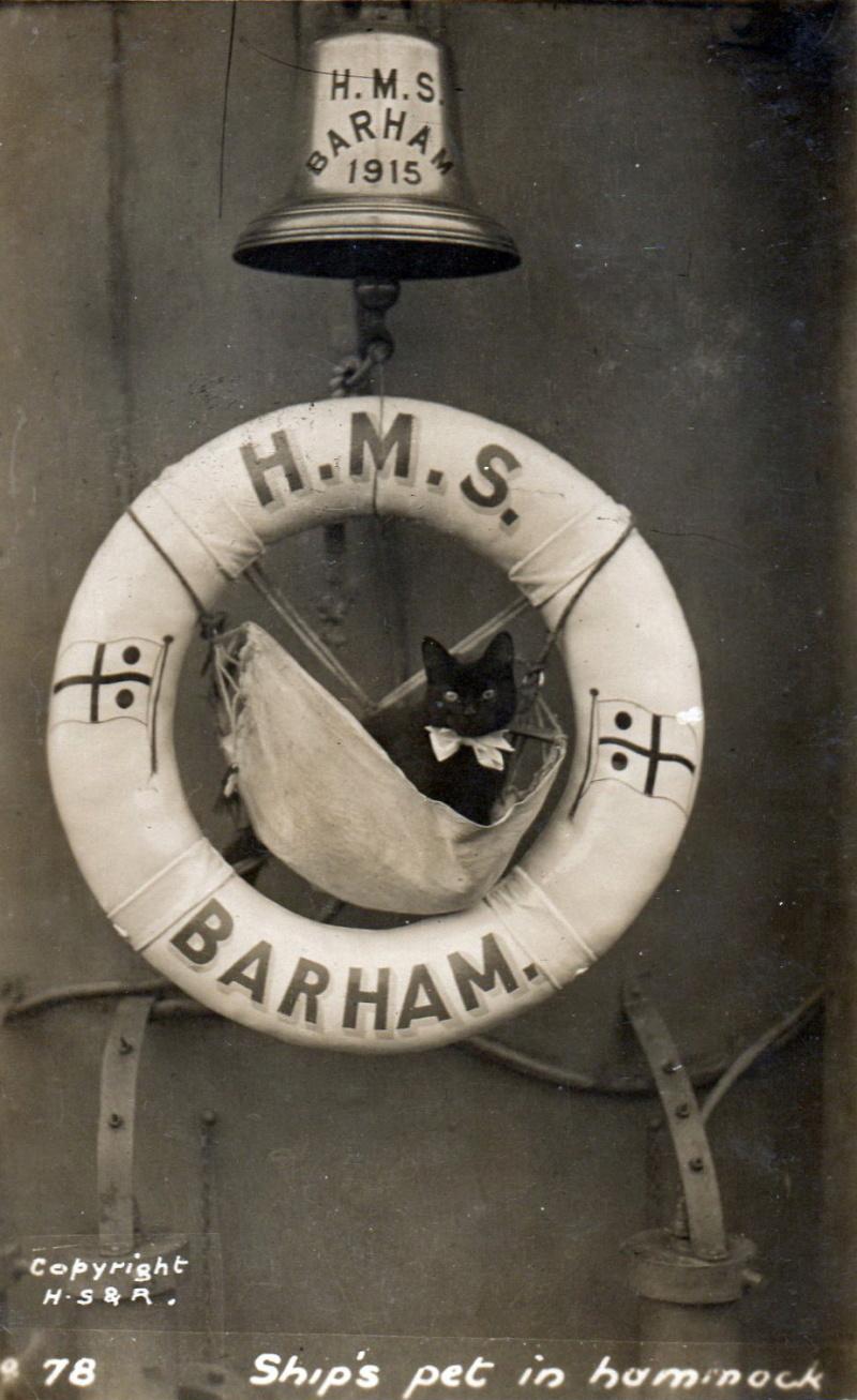 Mascottes de marine - Page 2 Barham13
