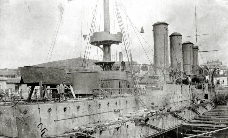 Croiseurs russes/soviètiques  - Page 2 Bayan_14