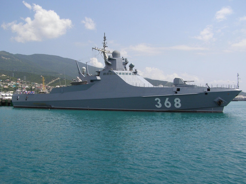 Corvettes classe VASILY BYKOV (Projet 2216.0) Bykov10