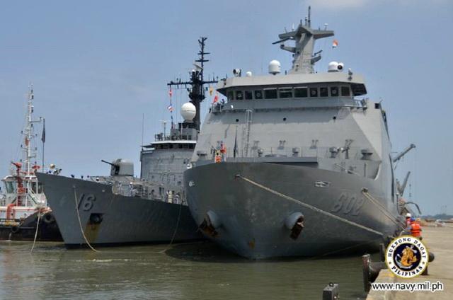 Marine des Philippines - Page 9 Cochin10