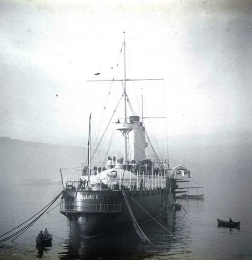 Croiseurs espagnols - Page 2 Empera10