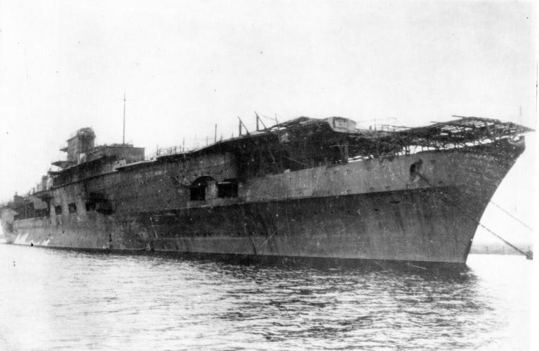 Porte-avions allemands Flot210
