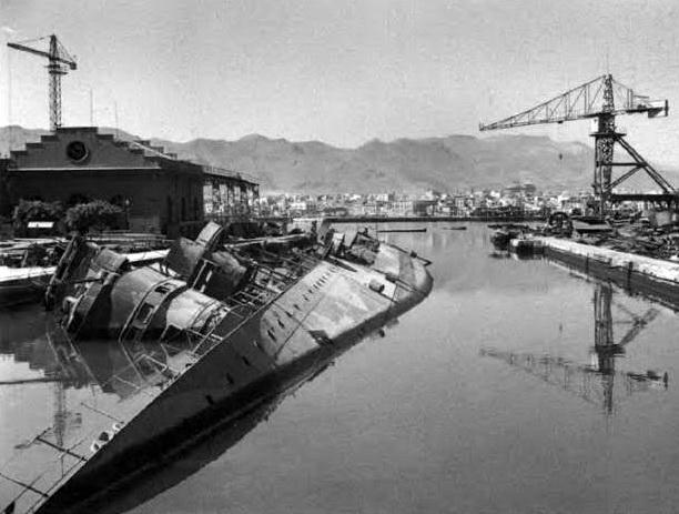 Destroyers italiens (Cacciatorpedinière) - Page 2 Genier10