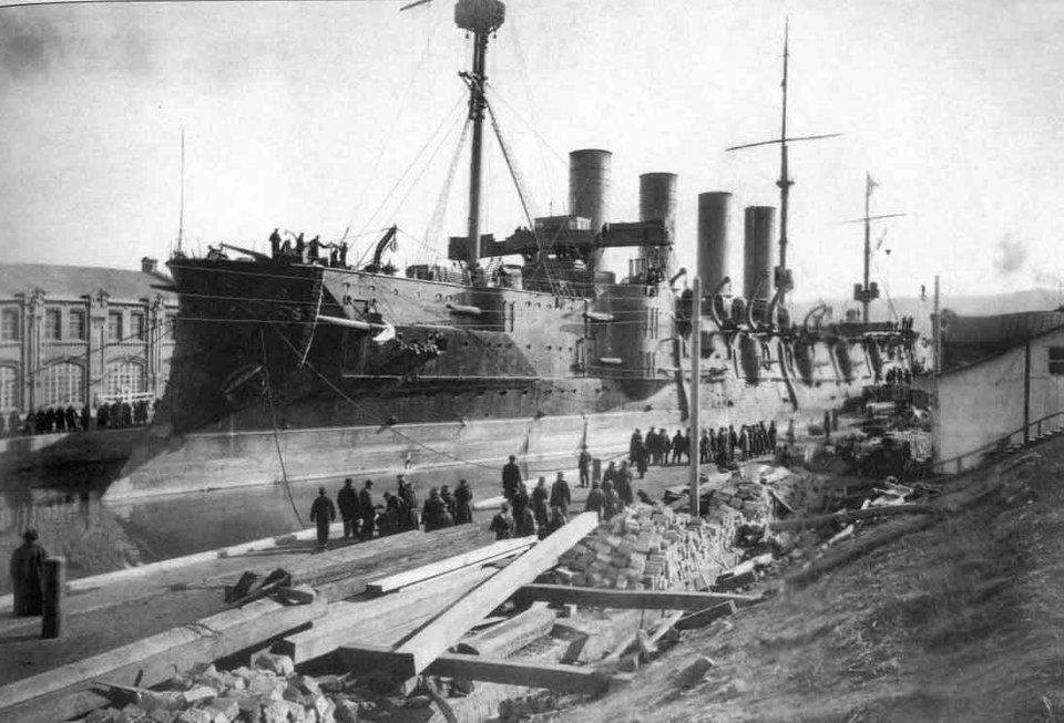 Croiseurs russes/soviètiques  - Page 3 Gromob10