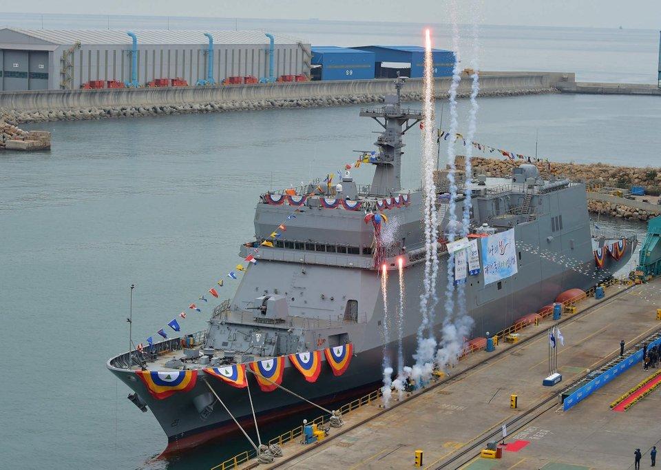 [Corée du Sud] navire-école HANSANDO Hansan10