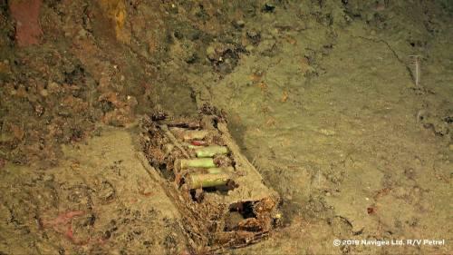 L'épave retrouvée du Hiei Hiei0310