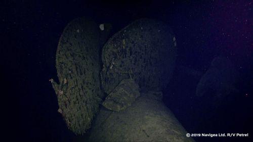 L'épave retrouvée du Hiei Hiei0710