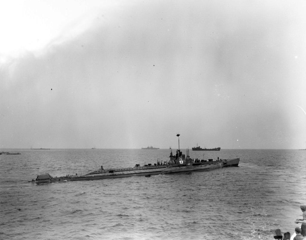 Les sous-marins japonais jusqu'en 1945 - Page 2 I15610