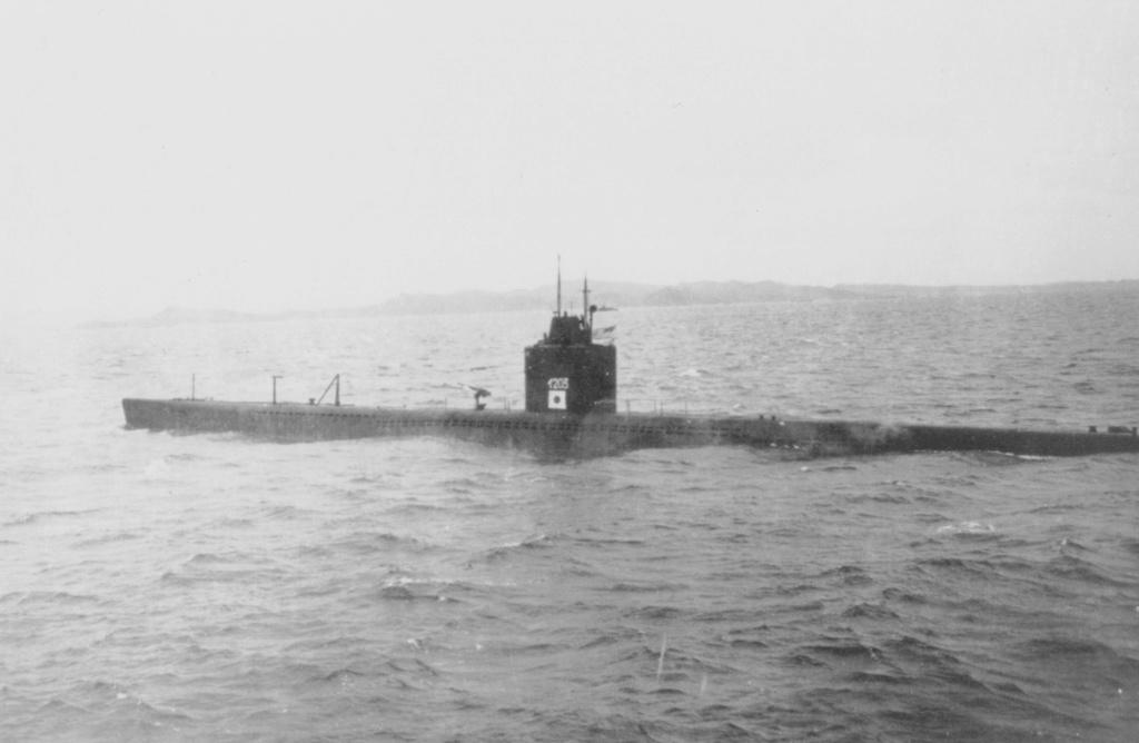 Les sous-marins japonais jusqu'en 1945 - Page 4 I20310