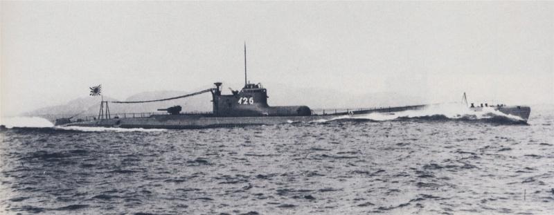 Les sous-marins japonais jusqu'en 1945 - Page 3 I2610
