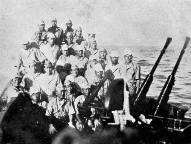 Les sous-marins japonais jusqu'en 1945 - Page 3 I2910