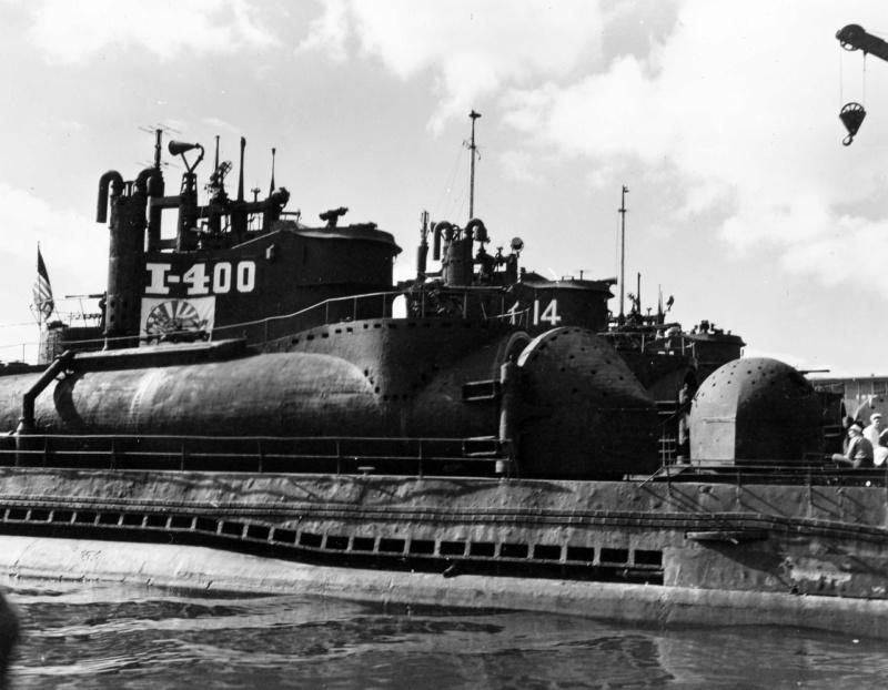 Les sous-marins japonais jusqu'en 1945 - Page 3 I400_i10