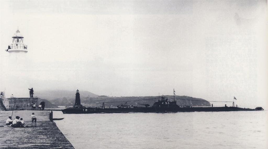 Les sous-marins japonais jusqu'en 1945 - Page 2 I53_bi10