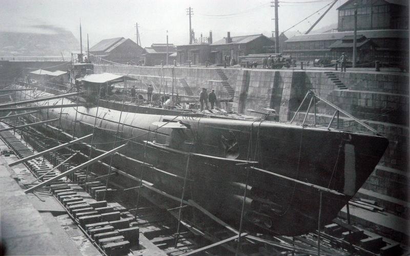 Les sous-marins japonais jusqu'en 1945 - Page 2 I5910