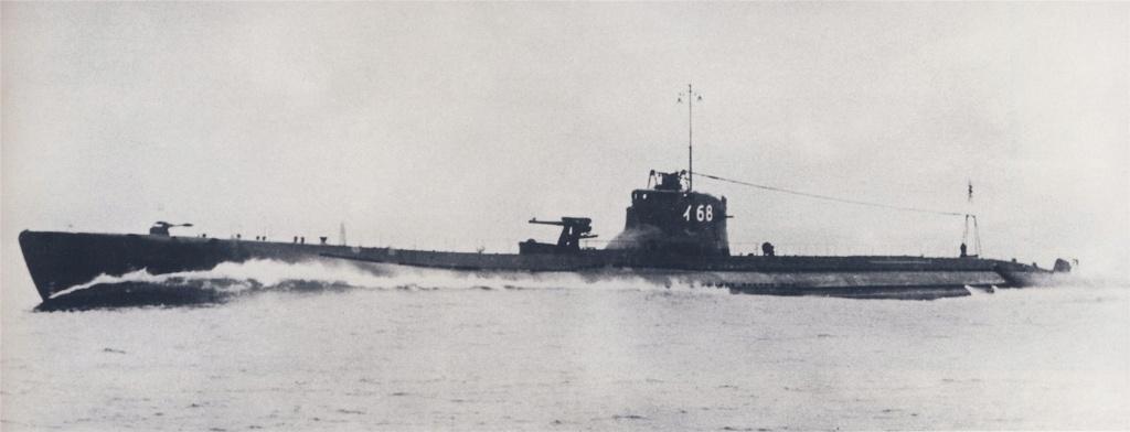 Les sous-marins japonais jusqu'en 1945 - Page 2 I6810