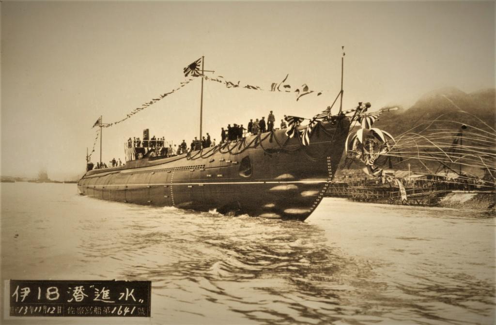 Les sous-marins japonais jusqu'en 1945 - Page 4 I_1810