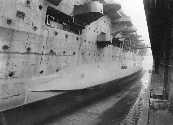 Porte-avions allemands Kiel10
