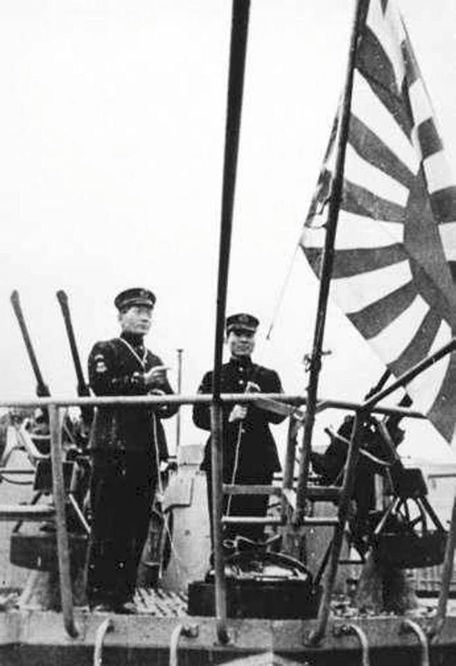 Les sous-marins japonais jusqu'en 1945 - Page 4 Kiel_110