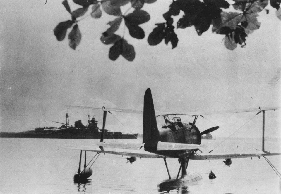 Croiseurs japonais - Page 5 Kumano10