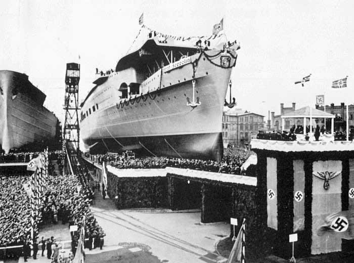 Porte-avions allemands Lanc210