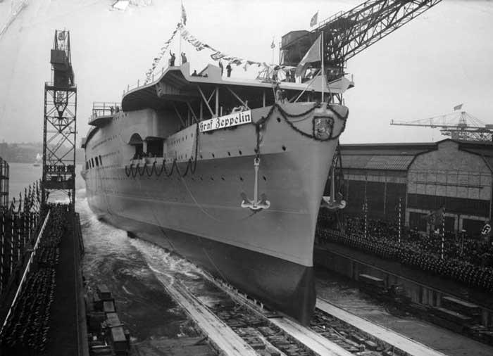 Porte-avions allemands Lanc310
