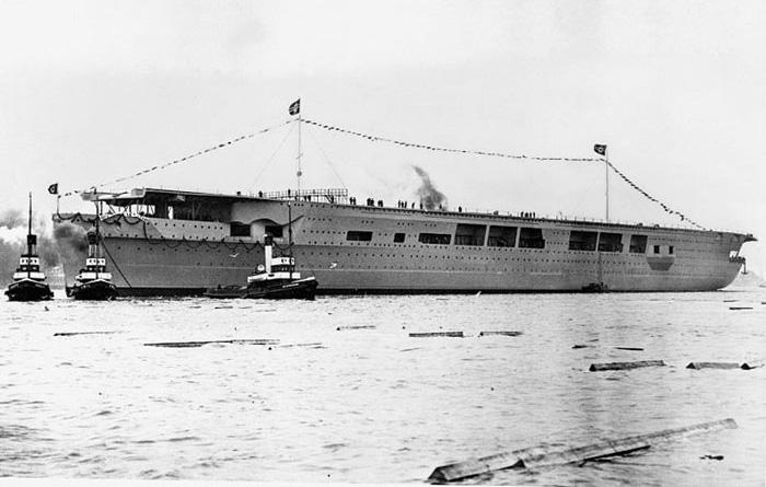 Porte-avions allemands Lanc510