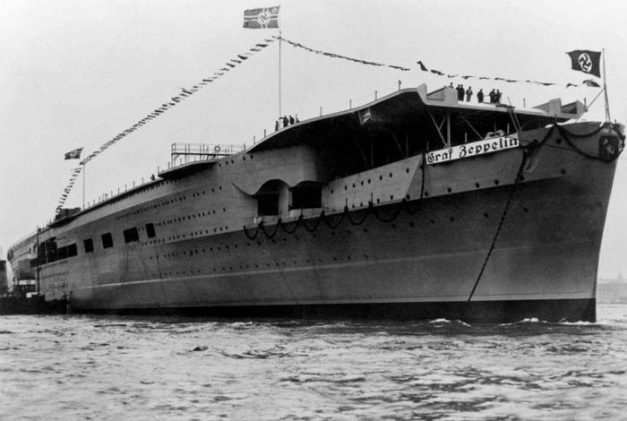 Porte-avions allemands Lanc610
